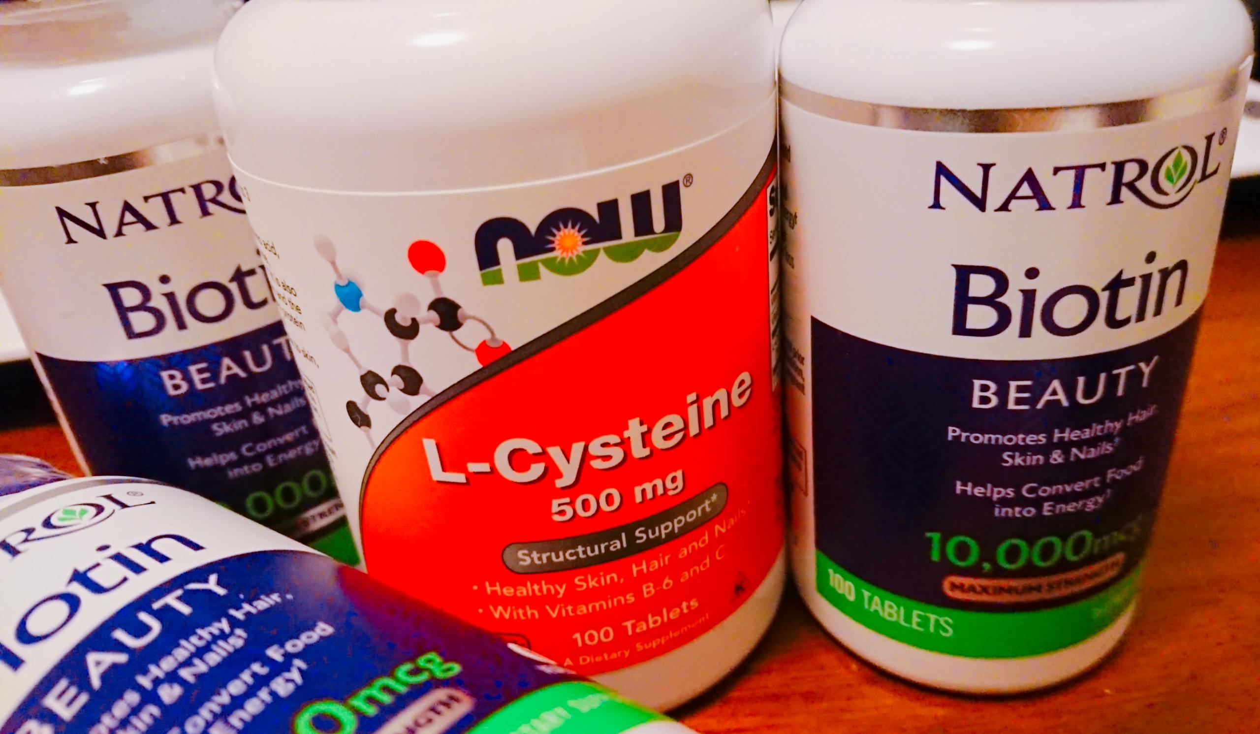 効果的な飲み方 ビオチン ビオチンの働きと1日の摂取量